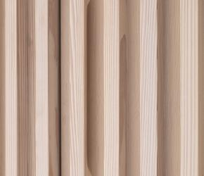 CNC handles routed into the timber battens  | credits: Ståle Eriksen